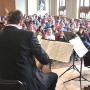 Das Pelleas Ensemble beim Kinderkonzert  | Foto: Jürgen Weser
